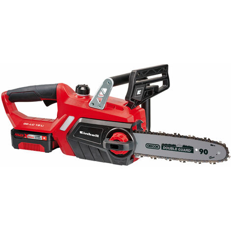 GE-LC 18 Li Power X-Change Cordless Chainsaw 18 Volt 1 x 3.0Ah Li-Ion