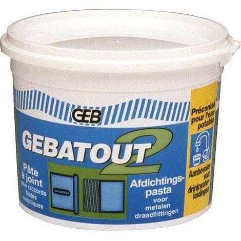 Gebatout 2 pate a joint Pot 500g