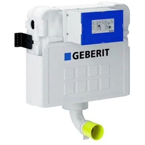 Geberit 109.205.00.1 Kappa Dual Flush Concealed Cistern 820mm White