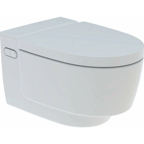 Geberit AquaClean Mera Classic système de WC complet, UP, WC suspendu, Coloris: blanc-alpin - 146.200.11.1