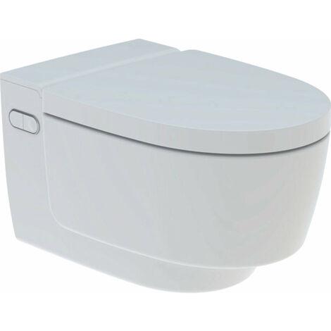 Geberit AquaClean Mera Classic système de WC complet, UP, WC suspendu, Coloris: Chromé brillant - 146.200.21.1