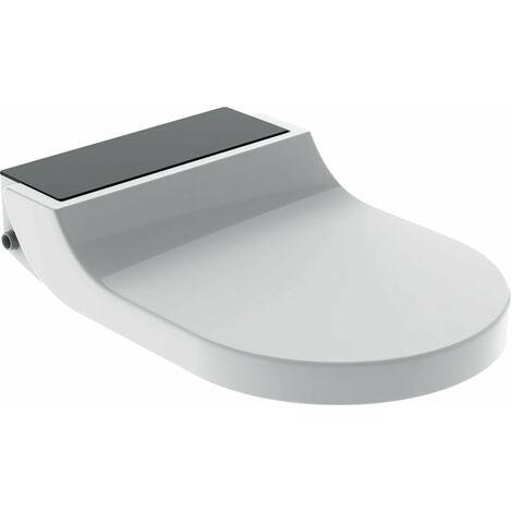 Geberit AquaClean Tuma Comfort Accesorio para WC, color: Vidrio Negro - 146.270.SJ.1