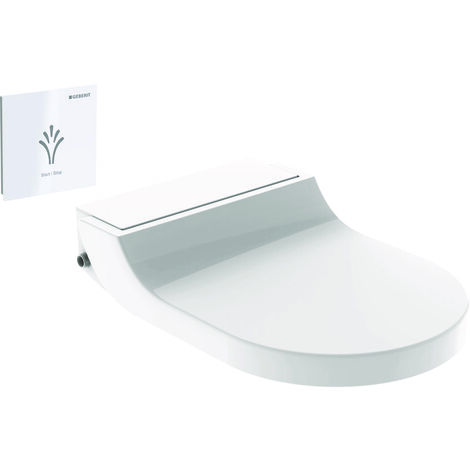 Geberit AquaClean Tuma Comfort Accessoire de WC sur mesure, pour montage ultérieur, blanc alpin - 004.300.11.1