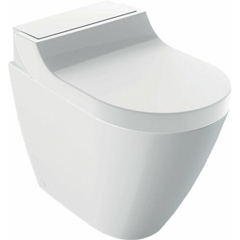 Geberit AquaClean Tuma Comfort système complet de WC, WC indépendants, Coloris: Noir - 146.310.SJ.1