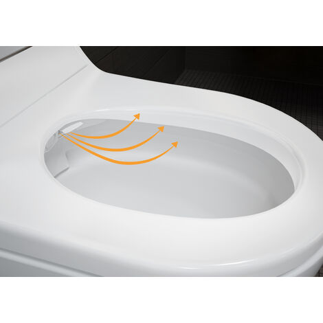Geberit AquaClean Tuma Comfort Tuma Comfort Accessoire WC, Coloris: Blanc - 146.270.11.1