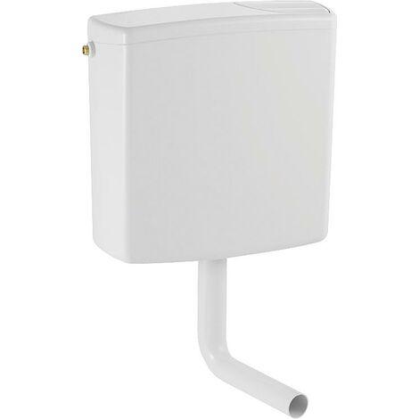 Geberit Aufputzspülkasten AP 140 2 Mengen Taste Spülung für Stand WC