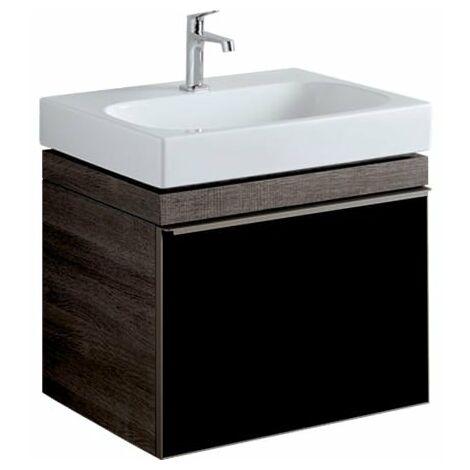 Geberit Citterio tocador 500556JJ1, 58.4x55.4x50.4cm, estructura de madera roble gris-marrón - 500.556.JJ.1