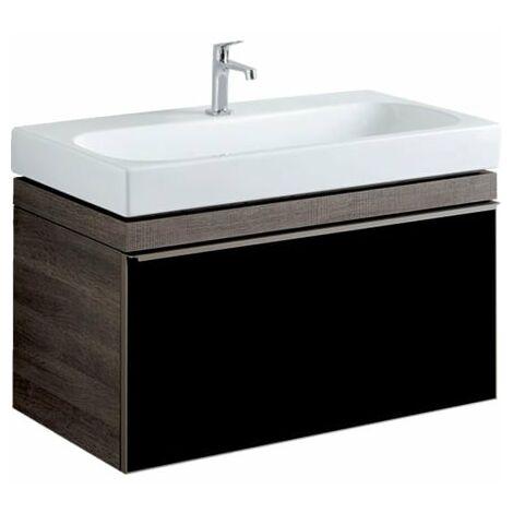 Geberit Citterio tocador 500559JJ1, 88.4x55.4x50.4cm, estructura de madera roble gris-marrón - 500.559.JJ.1