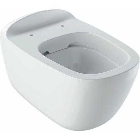 Geberit Citterio washdown WC 500510011, 4.5/6l, colgado en la pared, proyección de 560mm, sin borde, blanco con KeraTect - 500.510.01.1