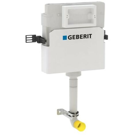 Geberit Delta 21 Concealed Dual Flush Toilet Cistern WC 12cm 570 x 445mm
