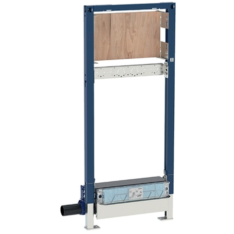 GEBERIT Duofix Element für Dusche 130cm mit Wandablauf Wandarmatur UP d50 111580001