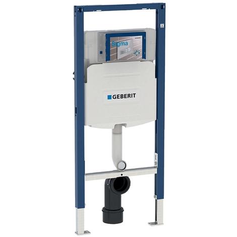 GEBERIT Duofix Element für Stand-WC 112cm mit Sigma UP-SPK für Kinder- u.  Kleinkinder 111915005
