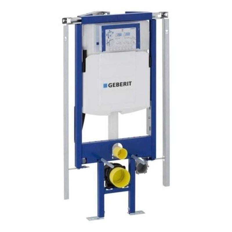 Geberit Duofix Wand-WC-Element 1120 mm mit Unterputz-Spülkasten ...