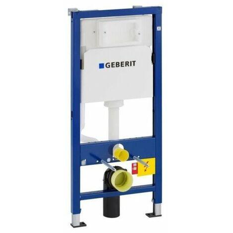 GEBERIT Ensemble bâti-support avec réservoir pour WC muraux Duofix UP100 - 112 cm