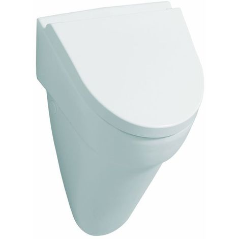Geberit Flow Urinal für Deckel Zulauf von hinten weiß 235920000