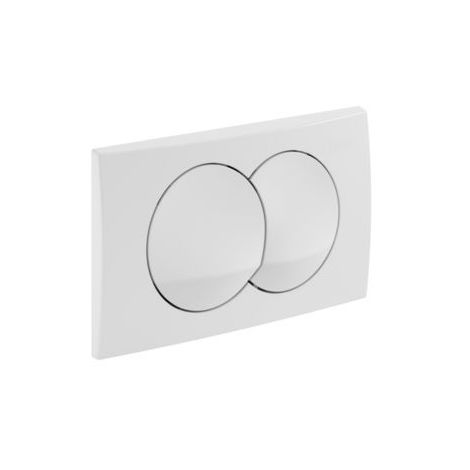 Geberit Flush Plate DELTA20 - white (115.100.11.1)