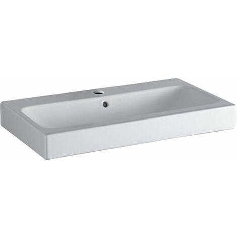 Geberit iCon Lavabo 75x48,5cm blanco, 124075, color: Blanco - 124075000