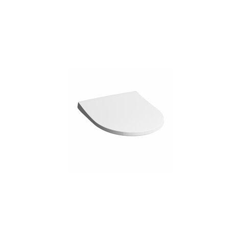 GEBERIT iCon WC-Sitz mit Absenkautomatik, Wrap over - weiß - 574950000