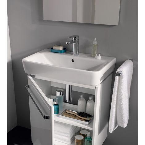 Sehr Geberit / Keramag Renova Compact Waschtisch 60 cm 226160600 weiß KS89
