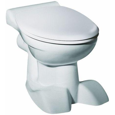 Geberit Kind WC-Sitz mit Deckel weiß mit Edelstahlscharniere 573334000