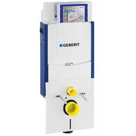 Geberit Kombifix Element für Wand-WC, Höhe 108 cm, mit SIGMA  Unterputz-Spülkasten - 110300005