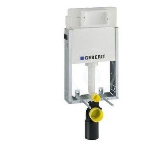 Geberit Kombifix paroi de base WC Elément hauteur 108 cm, avec réservoir de chasse encastré Delta (110.100.00.1)