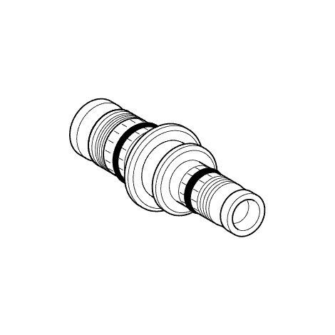 Geberit Mepla réduction 20x16 mm PVDF - 622650005
