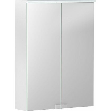 Geberit Opción armario con espejo BASIC 801350 500x675x140mm - 801350000