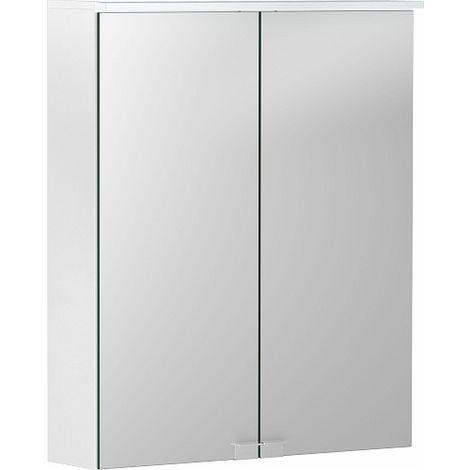 Geberit Opción armario con espejo BASIC 801355 550x675x140mm - 801355000