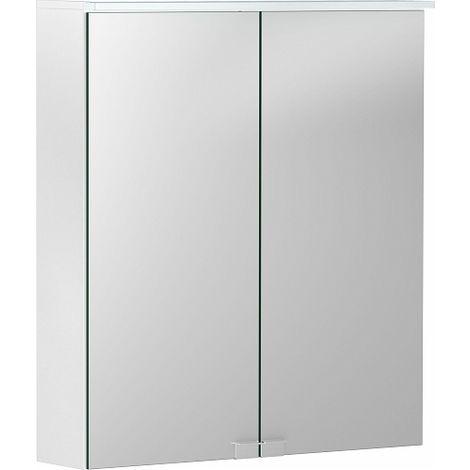 Geberit Opción armario con espejo BASIC 801360 600x675x140mm - 801360000
