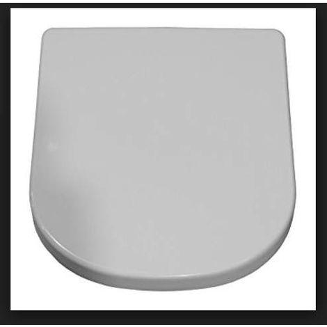 Geberit Renova Nr. 1 Plan WC-Sitz ohne Absenkautomatik spülrandl weiß 572140000