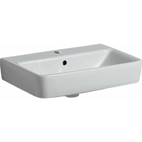 Geberit Renova Nr.1 Comprimo Nuevo Lavabo, 550x370 mm, 226155, color: Blanco - 226155000