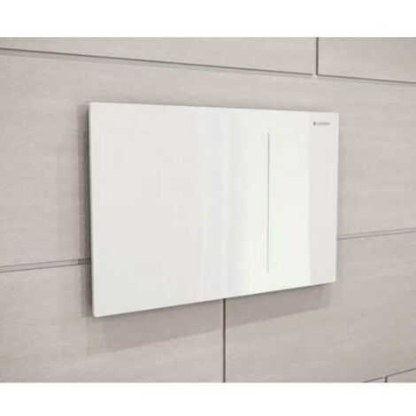 Geberit Sigma 70 Dual Flush Plate for 80mm Concealed Cistern - Customised