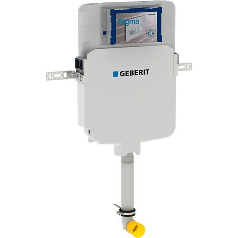 Geberit Sigma Back To Wall BTW Toilet Concealed Cistern Dual Flush WC 6 Litre