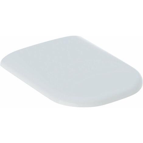 Geberit Smyle Siège WC avec couvercle, blanc - 500.235.01.1