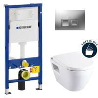 Geberit Solid Geberit UP100 Pack Bati WC (39186GEB2)