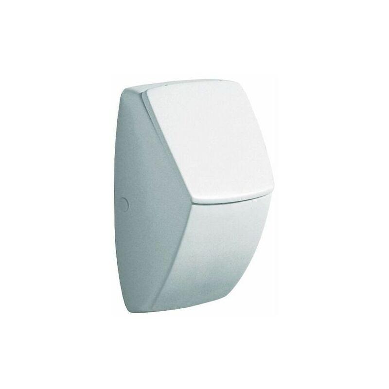 573410000 Keramag Urinal-Deckel Pareo Scharniere verchromt wei/ß