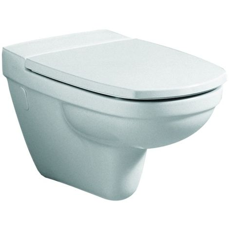 Geberit Vitelle WC-Sitz mit Absenkautomatik weiß 573625000