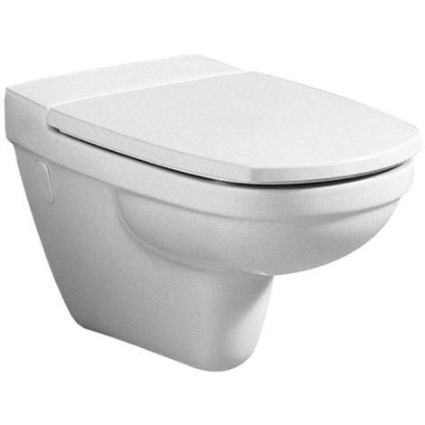 Geberit Vitelle WC-Sitz ohne Absenkautomatik weiß 573620000