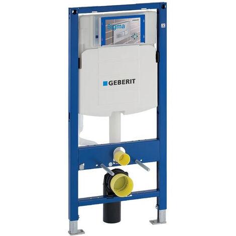 Geberit Wand-WC-Element Duofix BH 112cm, mit Sigma UP-Spülkasten 12cm