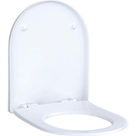 Geberit WC-Sitz 500604012 ACANTO Slim weiß-alpin