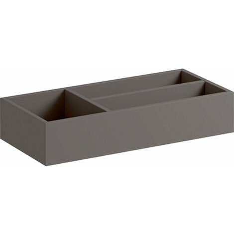 Geberit Xeno 2 Bandeja para cajón, 150x62x323 mm, 500.525.00.1 - 500.525.00.1