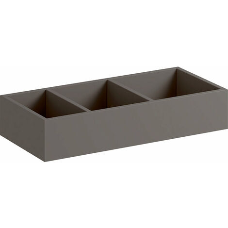 Geberit Xeno 2 Bandeja para cajón, 150x62x323 mm, 500.526.00.1 - 500.526.00.1