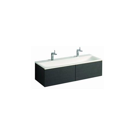 Geberit Xeno 2 Tocador 807742 1395x350x475mm, estructura madera Scultura Grey - 807742000