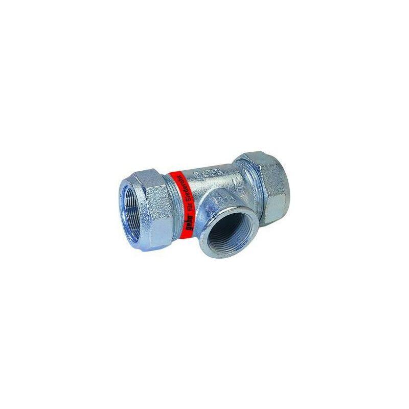 """Gebo Temperguss Klemmverbinder 1 1//4/"""" AG x 44,5 mm Klemmverschraubung Siederohr"""