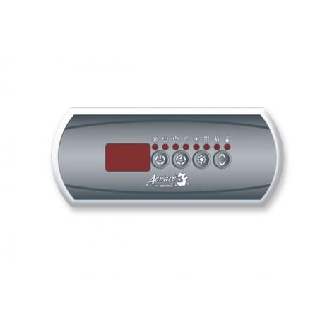 Gecko IN.K200 + Membrane - Clavier de commande pour spa