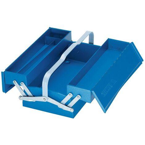 Gedore Caisse à outils, vide, 3 compartiments, 160x420x225 mm - 1263 L