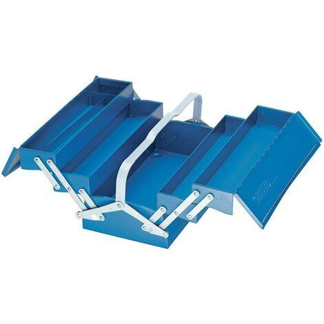 Gedore Caisse à outils, vide, 5 compartiments, 210x420x225 mm - 1265 L