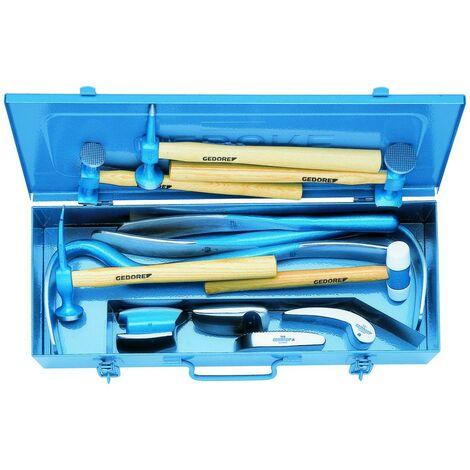 Gedore Composition d'outils à débosseler 12 pièces - 280
