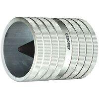 Gedore Ebavureur de tubes pour tubes en acier inoxydable 10-56 mm - 232500